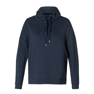 Yesta Pull/sweater D.blauw Vienna A002095 Yesta