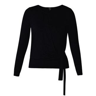 Yesta Shirt Jersey zwart Vince A002106 Yesta