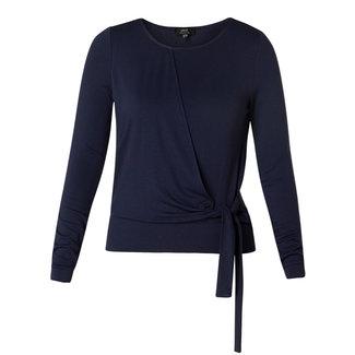 Yesta Shirt Jersey D.blauw Vince A002106 Yesta