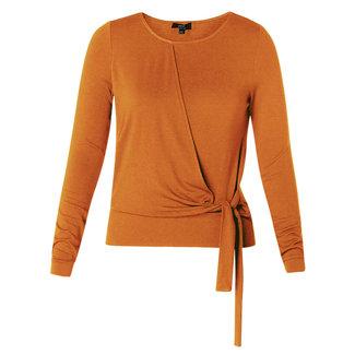 Yesta Shirt Jersey bruin Vince A002106 Yesta