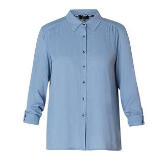 Yesta Shirt Yesta L.blauw Victorius A002115