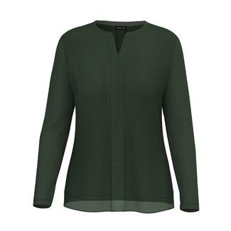Barbara Lebek Shirt groen Barbara Lebek 35060012