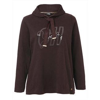 Frapp Sweater Frapp bruin 2104201