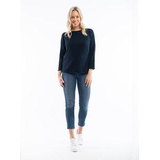 Orientique Shirt Orientique blauw 11364