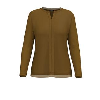 Barbara Lebek Shirt bruin Barbara Lebek 37030012