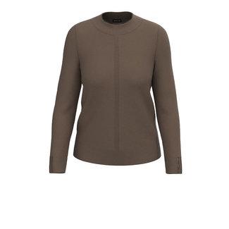 Barbara Lebek Shirt bruin Barbara Lebek 38170012