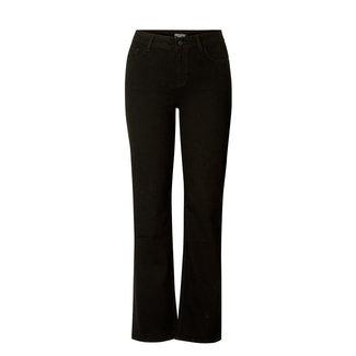 Base Level by Yest Broek jeans Base Level zwart Elif 6000039