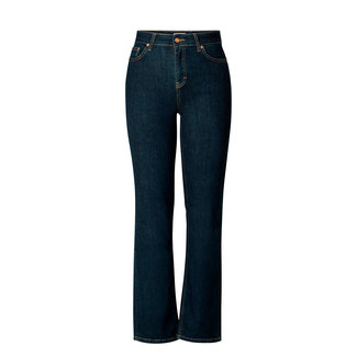 Base Level by Yest Broek jeans Base Level D.blauw Elif 6000039