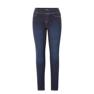 Base Level by Yest Broek jeans Base Level Denim blue Tess 6000008
