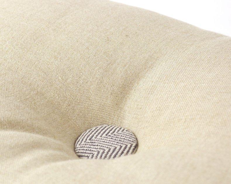 Ibiza Button Kussen