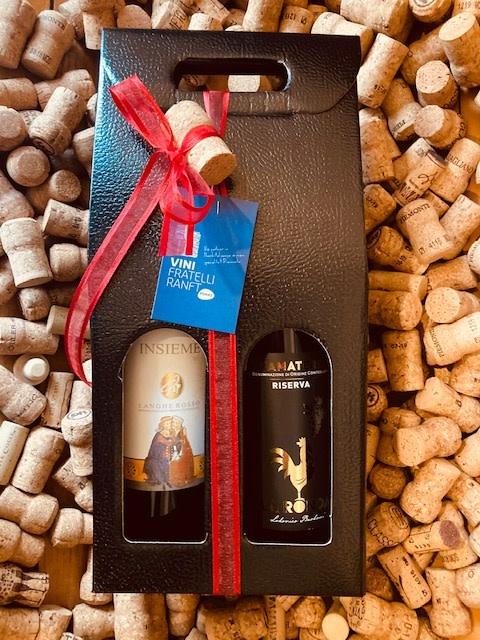Geschenkverpakking Insieme + Bramaterra riserva