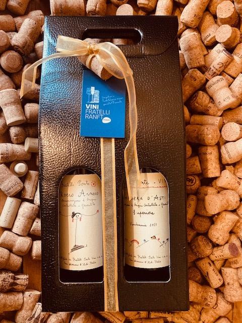 Fratelli Ponte vini Geschenkverpakking Fratelli Ponte