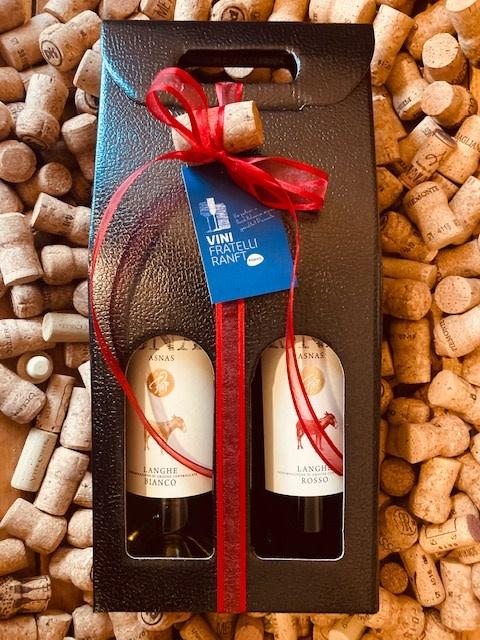 Az. Vitivinicola Pier Geschenkverpakking Asnas