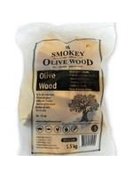 Smokey Olive Wood Chuncks 1,5kg
