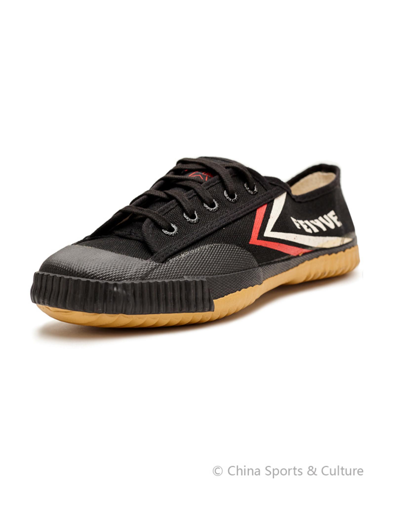 Feiyue Schoenen - Zwart