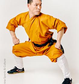 Shaolin Luohan Sokken - Wit