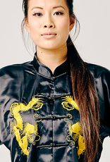 Kungfu Uniform - Golden Dragon