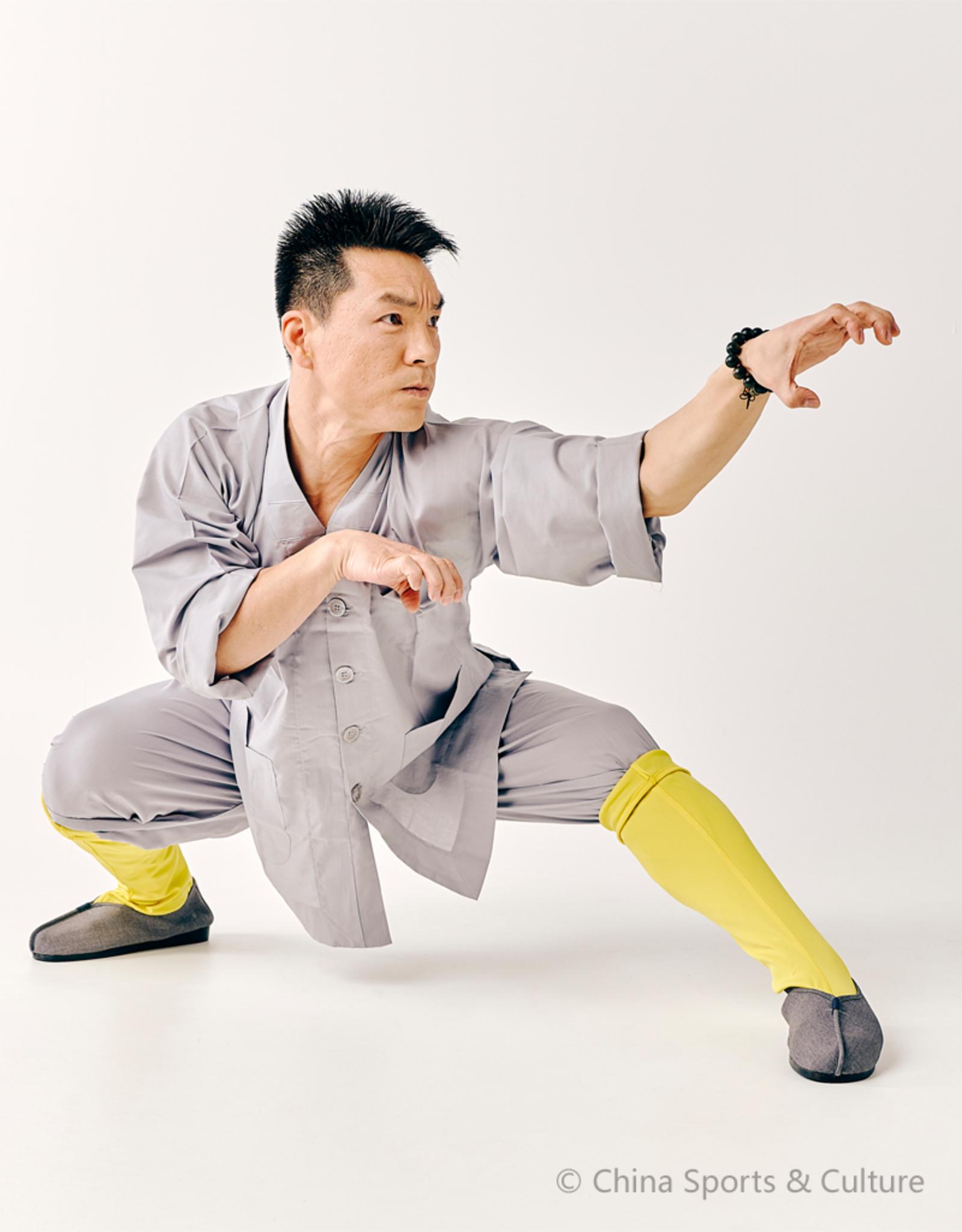 Shaolin Traditional Uniform - drie kleuren