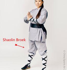 Shaolin Broek