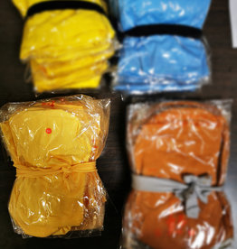 Shaolin Luohan Sokken - Licht geel