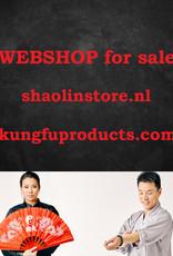 Domeinnaam en webshop te koop!
