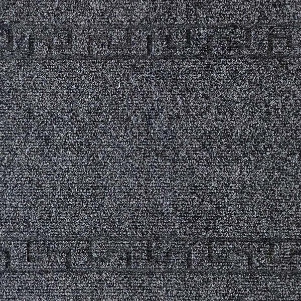 JYG GREECE - Naaldvilt Keukenloper tapijt. anti-slip. Voor bescherming van vloeren. Griekse sleutel rand. - breedte 50cm