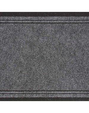 JYG Club - tapis cuisine en  aiguilleté - gris - 66cm