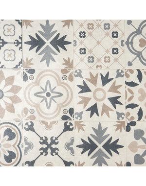 JYG Milano - tapis cuisine en vinyle - largeur 80 cm