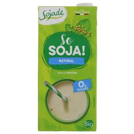Sojade Sojade Organic Unsweetened Soya Drink 1L