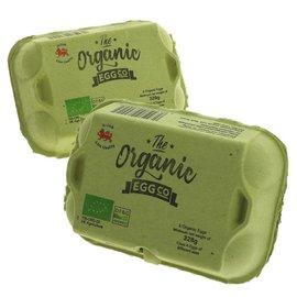 The Organic Egg Co. The Organic Egg Co. Organic Free Range Eggs Half Dozen