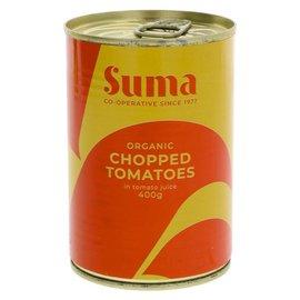 Suma Wholefoods Suma Wholefoods Organic Chopped Tomatoes 400g