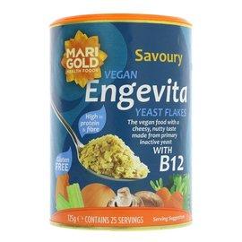 Marigold Marigold Vegan Engevita Yeast Flakes with B12 125g