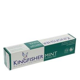 Kingfisher Kingfisher Fluoride Free Mint Toothpaste 100ml