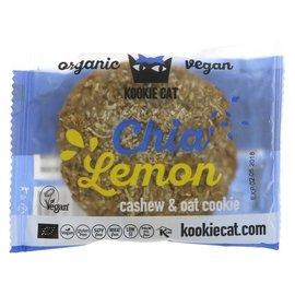 Kookie Cat Kookie Cat Organic Chia & Lemon Cookie 50g