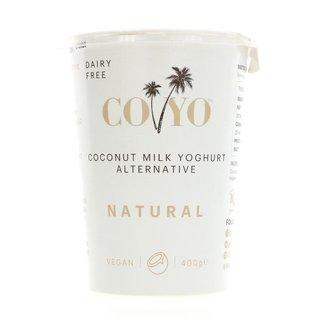 Coyo Coyo Organic Natural Yoghurt 400g