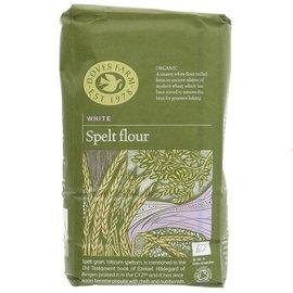 Doves Farm Doves Farm Organic White Spelt Flour 1kg