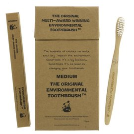 The Environmental Toothbrush Co The Environmental Toothbrush Co 1 Medium Toothbrush