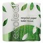 Ecoleaf Ecoleaf Recycled Toilet Tissue 9 Rolls