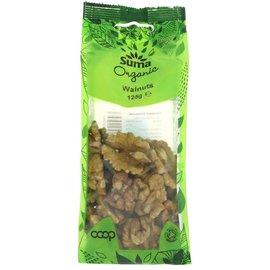 Suma Wholefoods Suma Wholefoods Organic Walnuts 125g