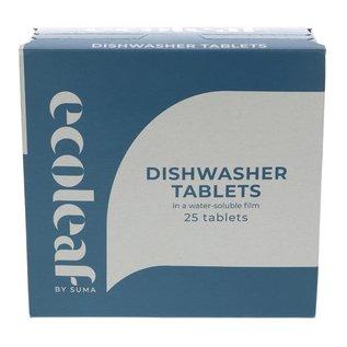 Ecoleaf Ecoleaf Dishwasher Tablets 25 Tablets