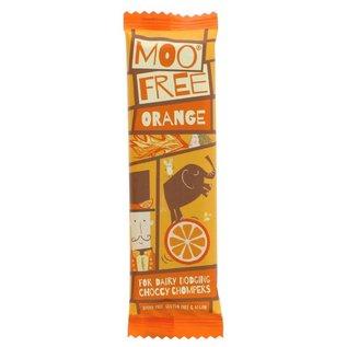 Moo Free Moo Free Orange Bar 20g