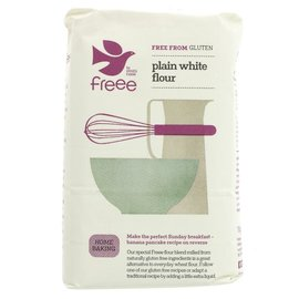Doves Farm Freee Doves Farm Freee Gluten Free Plain White Flour 1kg