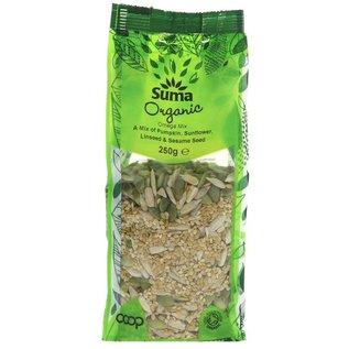 Suma Wholefoods Suma Wholefoods Organic Omega Seed Mix 250g