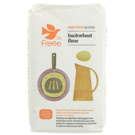 Doves Farm Freee Doves Farm Freee Gluten Free Buckwheat Flour 1kg