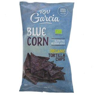 Garcia Garcia Organic Blue Corn Tortilla Chip 150g