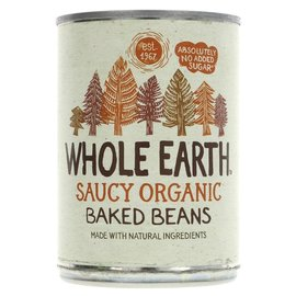 Whole Earth Whole Earth Organic Baked Beans 400g