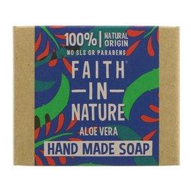 Faith In Nature Faith In Nature Aloe Vera Soap 100g