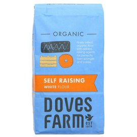 Doves Farm Doves Farm Organic Self Raising White Flour 1kg