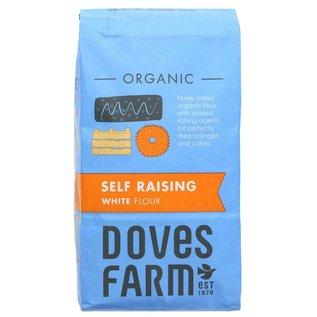 Doves Farm Doves Farm Organic Self Raising White Flour 1kg