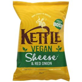 Kettle Chips Kettle Vegan Sheese & Red Onion Chips 135g
